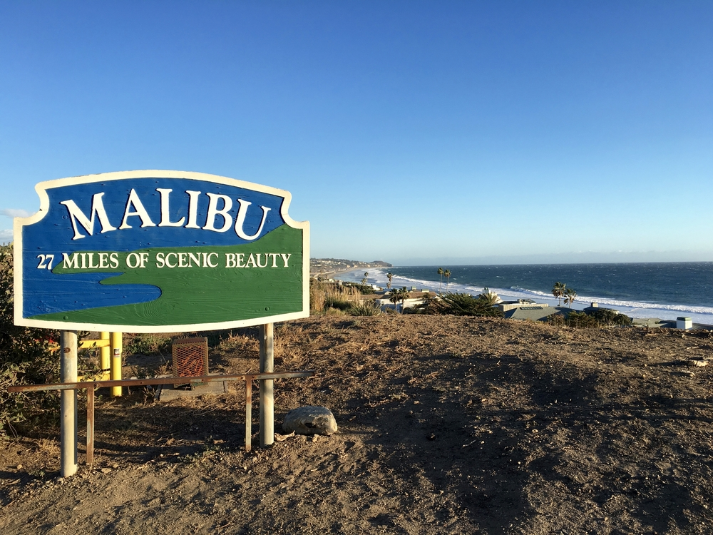 Malibu, real estate, honeymoon