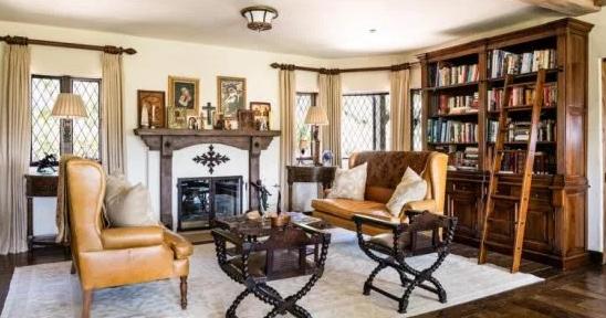 Mel Gibson Malibu Home
