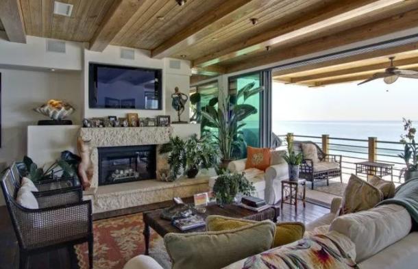 Baywatch Creator Malibu Home