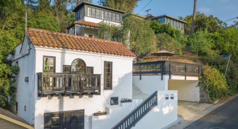 James Franco Silverlake Home