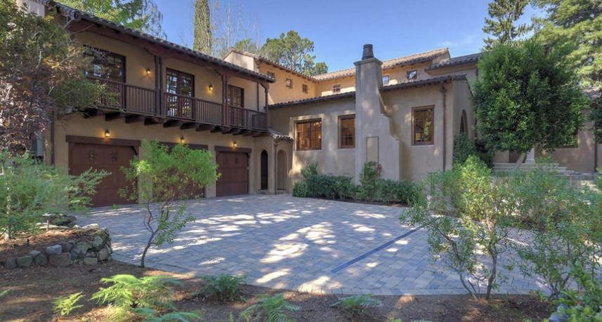 Barry Bonds Bay Area Home