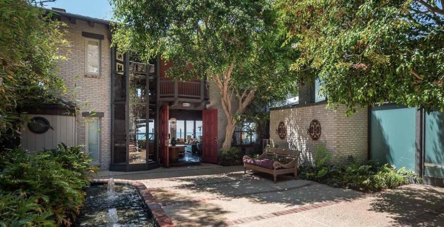 Joel Silver Malibu Home