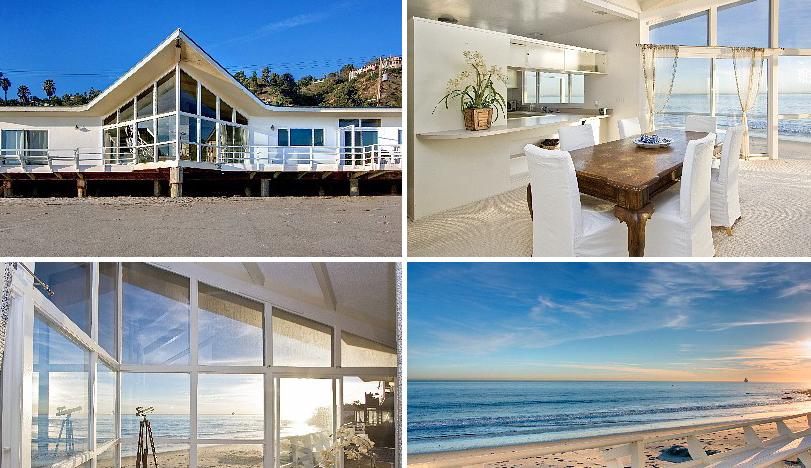 Malibu Beach Property