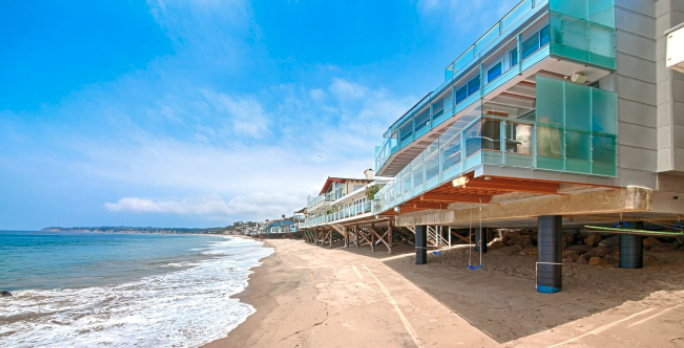 Steve Hilton Malibu Home