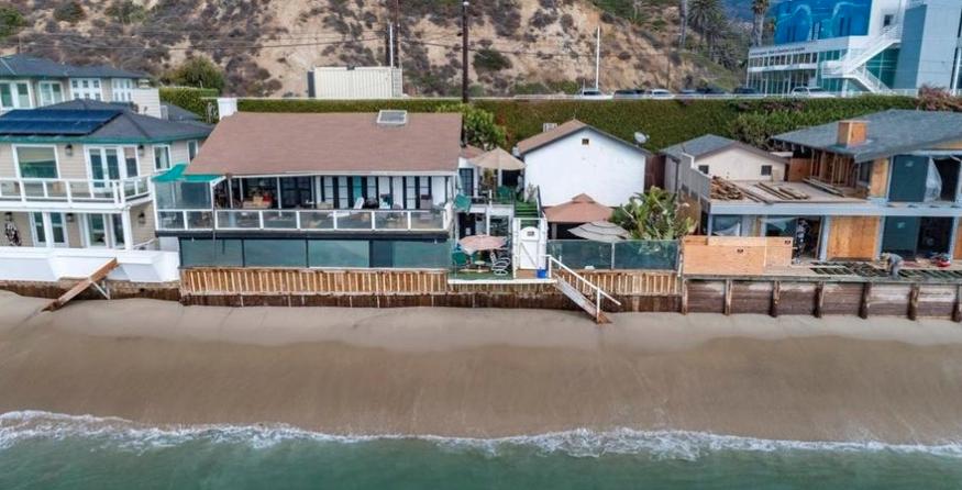 Robert Colbert Home Malibu